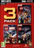 LEGO Games 3 PACK 2 (PC DVD)
