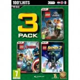 LEGO Games 3 PACK 3 (PC DVD)