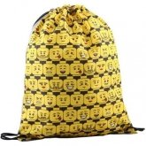 LEGO Gym Bag Minifigures Heads