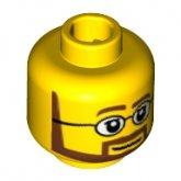 LEGO Hoofd 386 (10 stuks)
