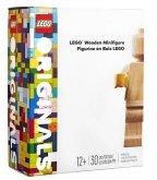 LEGO Houten Minifiguur
