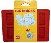 LEGO IJsblokjesvorm ROOD