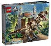 LEGO 75936 Jurassic Park: T. Rex Chaos