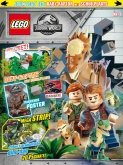 LEGO Jurassic World Magazine 2019-1