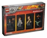LEGO Jurassic World Bricktober Minifiguren Collectie