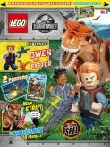 LEGO Jurassic World Magazine 2019-2