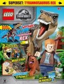 LEGO Jurassic World Magazine 2020-1