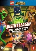 LEGO Justice League - Gotham City Breakout (DVD)