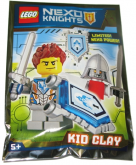 LEGO Kid Clay (Polybag)