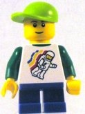 LEGO Child with Astronaut Shirt (TWN131)