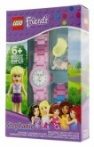 LEGO Kinderhorloge Friends Stephanie met Minifiguur