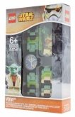 LEGO Kinderhorloge Star Wars Yoda