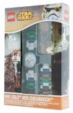 LEGO Kinderhorloge Star Wars Han Solo and Chewbacca