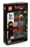 LEGO Kinderhorloge The Ninjago Movie - Kai