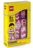 LEGO Watch Set, Classic, Pink