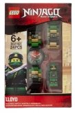 LEGO Kinderhorloge Minifiguur Link Ninjago Drakenmeester Lloyd