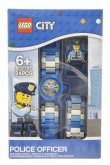LEGO Watch Set Minifig Link City Policeman