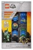 LEGO Kinderhorloge Minifiguur Link Jurassic World Blue