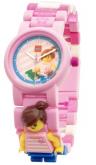 LEGO Kinderhorloge Classic Pink Link Minifiguur