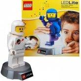 LEGO LED Bureaulamp Spaceman WIT
