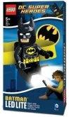 LEGO LED Hoofdlamp Batman