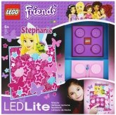 LEGO LED Nachtlamp Friends Stephanie