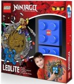 LEGO LED Nachtlamp Ninjago Jay