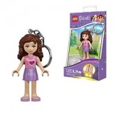 LEGO LED Sleutelhanger Friends Olivia (Boxed)