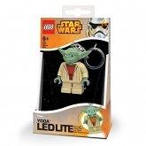 LEGO LED Sleutelhanger Yoda 2016 (Boxed)