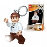 LEGO LED Key Light Han Solo Key Chain