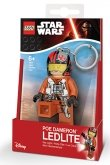 LEGO LED Key Light Poe Dameron Key Chain