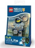 LEGO LED Sleutelhanger Nexo Knights Clay (Boxed)