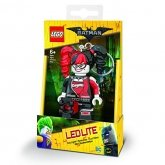 LEGO LED Sleutelhanger The Batman Movie - Harley Quinn
