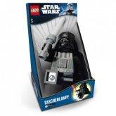 LEGO LED Zaklamp Darth Vader met Lichtzwaard