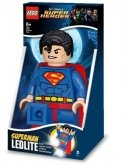 LEGO LED Zaklamp Superman