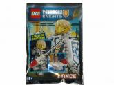 LEGO Lance met Wapen (Polybag)