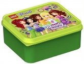 LEGO Lunch Box Friends GROEN