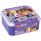 LEGO Lunch Box Friends PURPLE