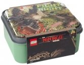 LEGO Lunch Box Ninjago Movie Sand Green