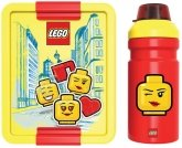 LEGO Lunch Set Classic RED
