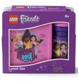 LEGO Lunch Set Friends Girls Rock!