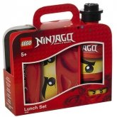 LEGO Lunch Set Ninjago ROOD