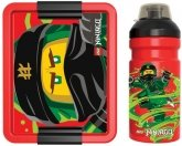 LEGO Lunch Set Ninjago Lloyd ZWART