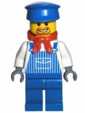 LEGO Machinist Max (TRN076)
