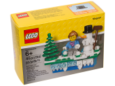 LEGO Magneetset Winter Holiday