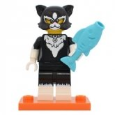 LEGO Cat Costume Girl - Complete Set (COL18-12)