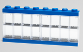 LEGO Minifiguur Display Case 16 BLAUW