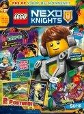 LEGO Nexo Knights Magazine 2016 Nummer 4