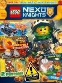 LEGO Nexo Knights Magazine 2016 Nummer 7