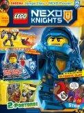 LEGO Nexo Knights Magazine 2016 Nummer 8